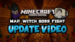 Where am I? | Channel Update Video | Witch Boss Fight /w Facecam