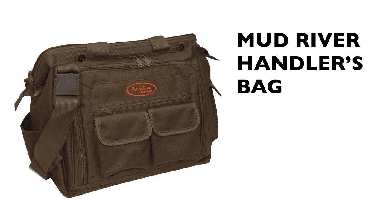 Mud River Handler S Bag Brown Youtube