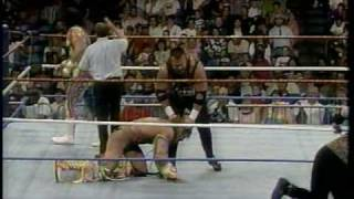 Nasty Boys vs. Macho Man & Ultimate Warrior (Part 1)