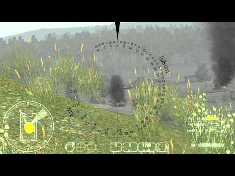 Поиграем с Холи в T-34 против Тигра - №2 - Тигр - Противодействие