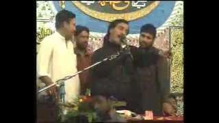 Zakir Zawar Hussain Qamar 2014 Best Qasida Nabi Hai Aasra