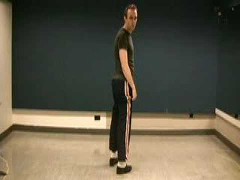 Tap Dance Made Easy: Learn A 'Single Time Step'