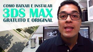 Como Baixar, Instalar e Ativar o 3ds Max 2017 Gratuito Original