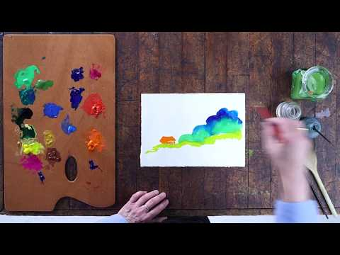 Gauguin's Process: Making Monotypes