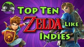Top 10 Zelda Like Indie Games