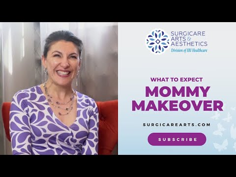 Mommy Makeover: Atlanta's Top Cosmetic Surgeon, Dr.Angelina Postoev, MD FACS