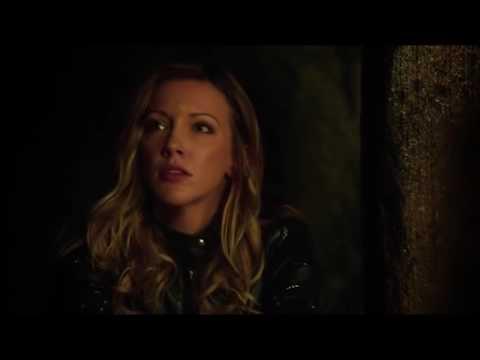 Флэш помогает команде стрелы сбежать из Нанда Парбат в сериале Стрела 3 сезон