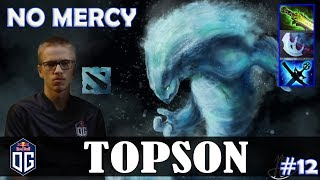 Topson - Morphling MID | NO MERCY | Dota 2 Pro MMR Gameplay #12
