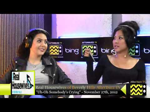 Real Housewives of Beverly Hills After Show  Season 3 Episode 4| AfterBuzz TV