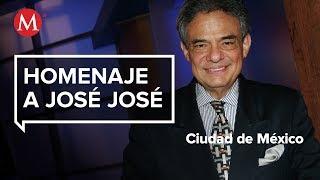 Homenaje a José José EN VIVO desde Bellas Artes
