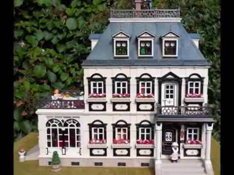 Victorian Playmobil By Emma J Pt 8 The Mansion Youtube