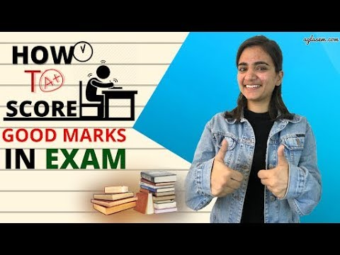 How to Score Good Marks in Exam with Minimum Study? Smart Study Plan & Tips