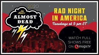 RAD Night In America: Joe Russo's Almost Dead 2/15/2018 War Memorial Auditorium, Nashville, TN