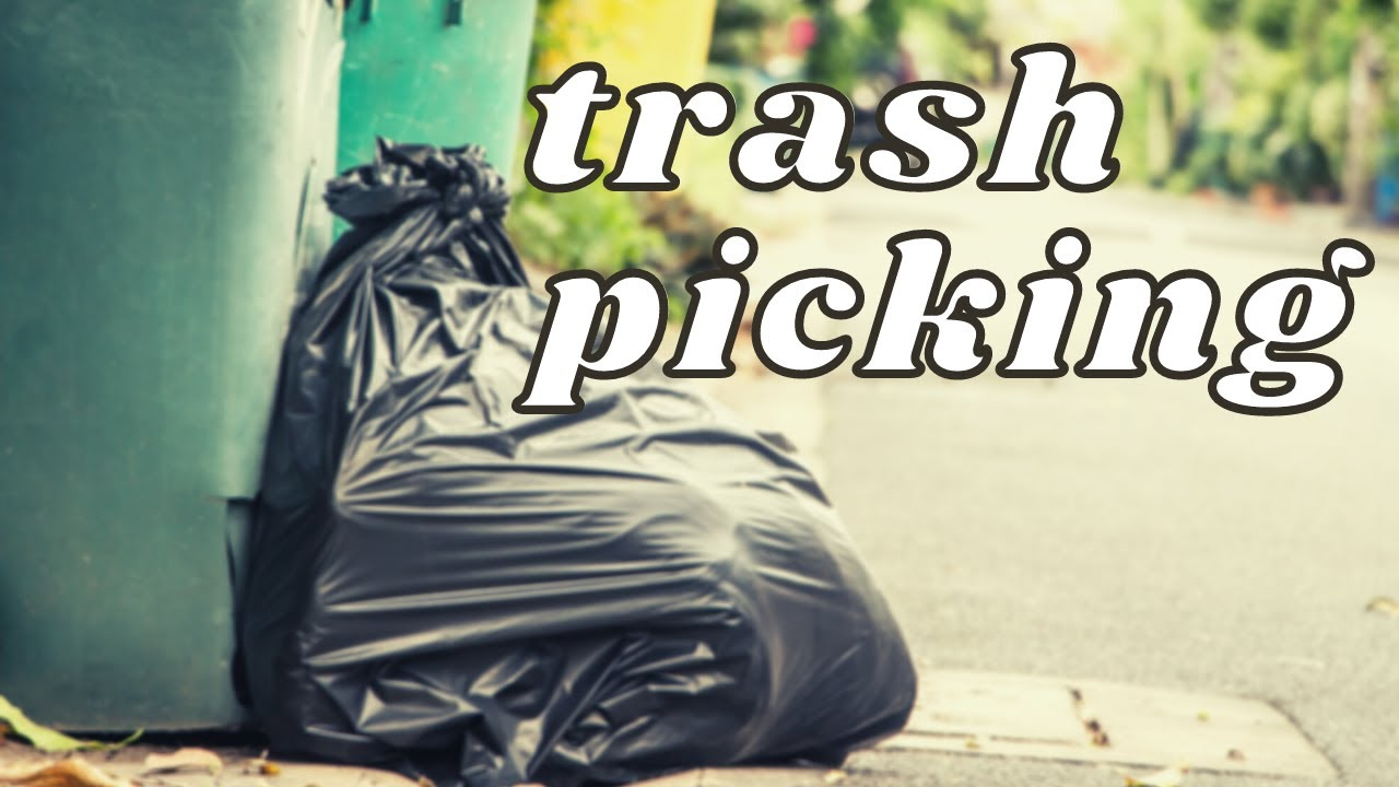 Mystery Bag Of Trash! Don't Let It Go To The Landfill