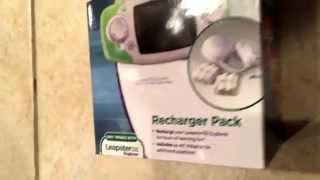 Leapster gs recharger pack