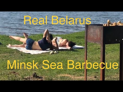 Minsk Sea Barbecue . Real Belarus
