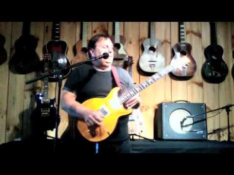 Garrett Park Guitars - 2002 Paul Reed Smith PRS Santana III Santana Yellow Birds