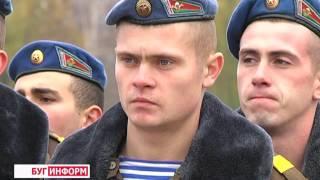 2015-11-13 г. Брест. Чествование лучших военнослужащих. Телекомпания  Буг-ТВ.