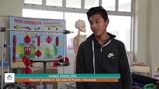 Colegio Rinconada en CC Pararín - Proyecto de mejoramiento de servicios educativos