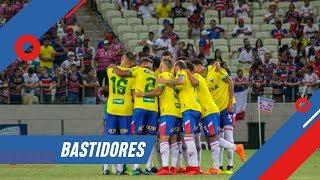 Bastidores   Fortaleza 1x2 Oeste   Série B 2018   TV Leão