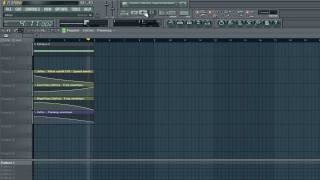 FL Studio 10 - Tricks&Tips #2 - Sweep Effects