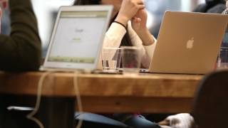 Work Space - Free HD Stock Footage (No Copyright) ---- Business, Technology, Office Meeting