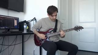 Underoath   Rapture   GUITAR COVER FULL (NEW SONG 2018) HD