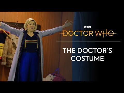 The Thirteenth Doctor's Costume | Doctor Who: Series 11
