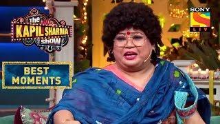 Kammo Bua Gets Her Household Work Done   The Kapil Sharma Show Season 2   Best Moments