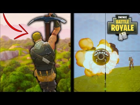 GETTING BACK TO THE SPAWN ISLAND! Myth Busting Ep. 1 (Fortnite Battle Royale)
