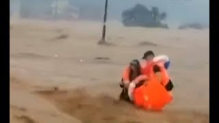 China Farmland Devastating Floods & USA More Farm Floods Inbound (845)
