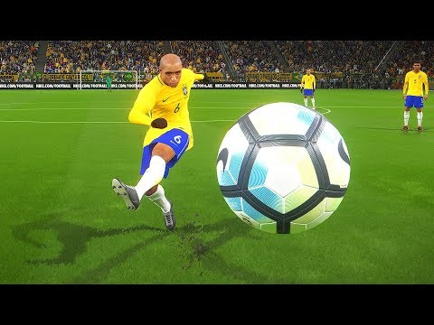 PES 2018 The Best Goals & Skills Compilation