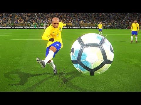 PES 2018 The Best Goals & Skills Compilation