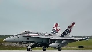 U.S. Air Force Operations Guam Island •  Aircraft In Action