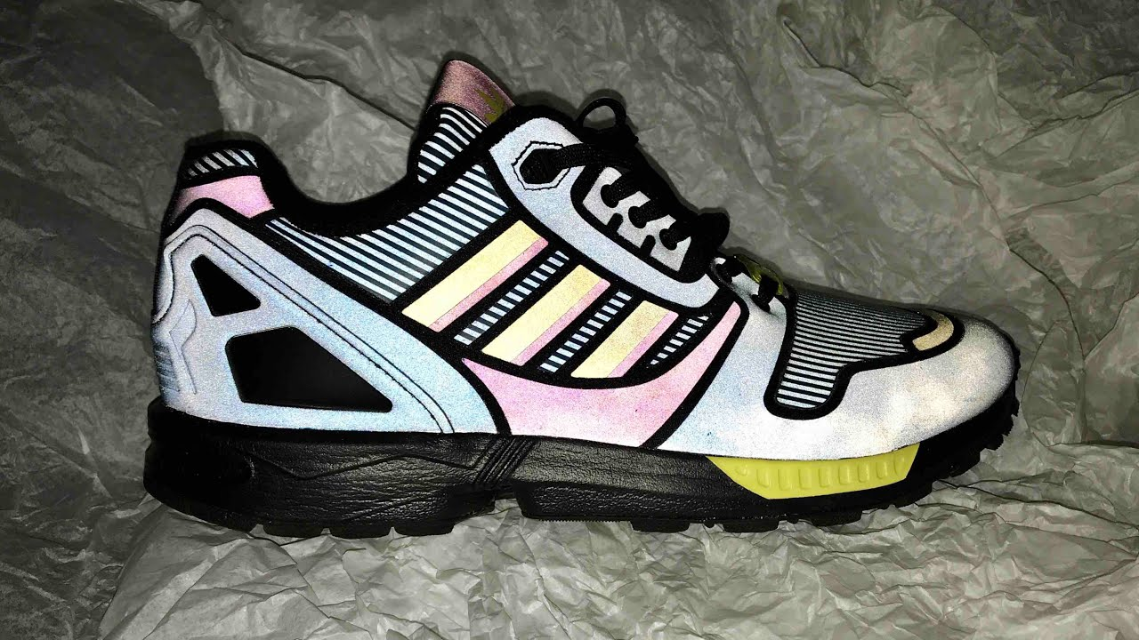 de41a35a4 Adidas ZX Flux Xeno (B54176) Review - YouTube