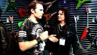 Dean Guitars 2015 N.A.M.M. Highlights - Vinnie Moore Series Electric Guitars