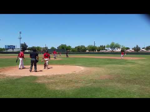 Braxton Allen Stealing Bases Recruit Video