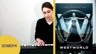 Ramin Djawadi - Sweetwater (OST «Мир дикого запада»/«Westworld» [2016]) (piano cover)