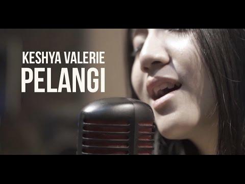 KESHYA VALERIE - PELANGI (COVER) HIVI