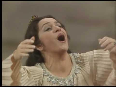 Idomeneo Ilia's Aria Zeffiretti lusinghieri Undertitled