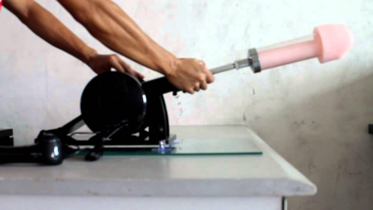 Homemade Sex Toys Household Items As Dildo, Vibrator