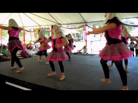 MEHREGAN Festival 2010,  Khayyam Farsi School Dance  1