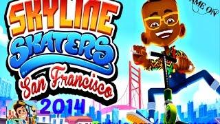 Skyline Skaters - Gameplay Video 4