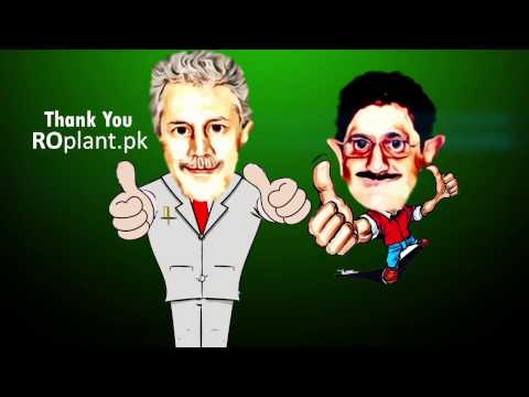 ROplant.pk TV Commercial , RO Plant Business in Karachi