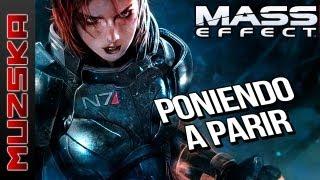 PONIENDO A PARIR ... MASS EFFECT 3