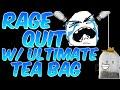 Rage Quit Spammer Gets Ultimate Tea Bag | Mortal Kombat X
