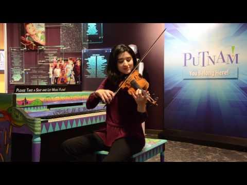 Naha Greenholtz on Mozart's Violin Concert No  5