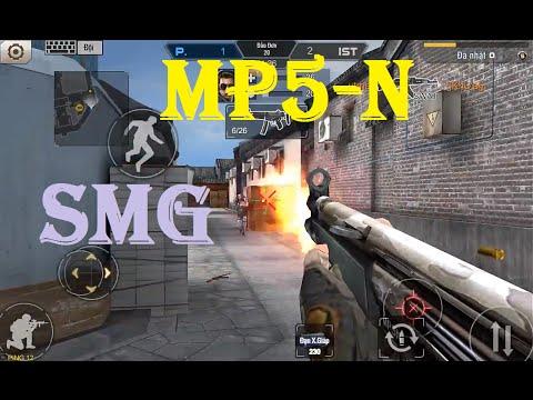 BÌNH LUẬN TẬP KÍCH - PHẦN 24    MP5N - SMG CHƯA BAO GIỜ HẾT HOT ✔ H