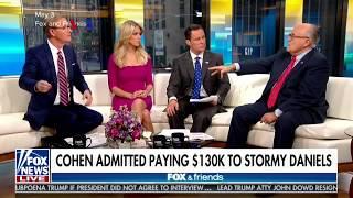 Kontroversi Uang Bungkam Trump ke Bintang Porno