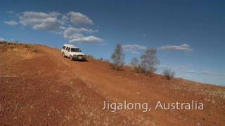 The Outback - Jigalong, Australia